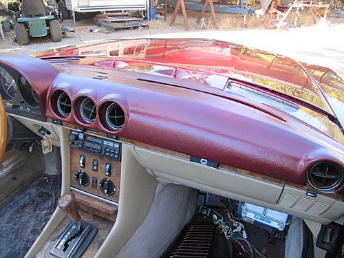 107 Dashboard Restoration - PeachParts Mercedes-Benz Forum
