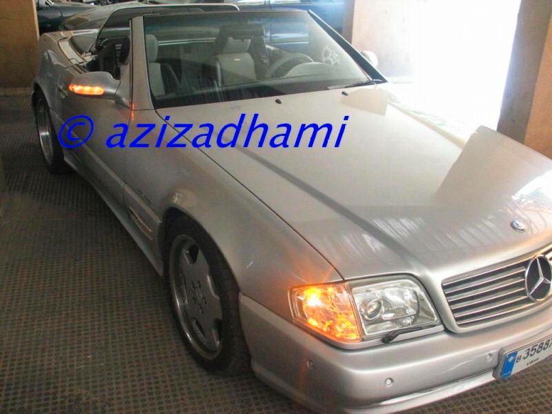 SL600 R129 Blinking Mirrors - PeachParts Mercedes-Benz Forum
