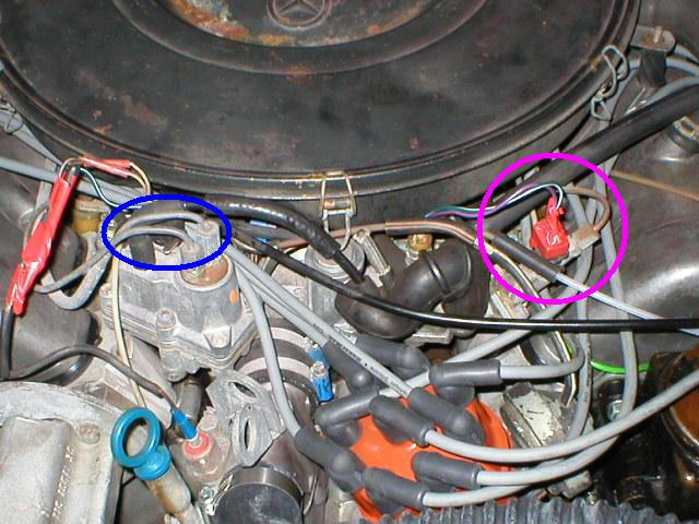 Needed  450sl Engine Wiring Diagram