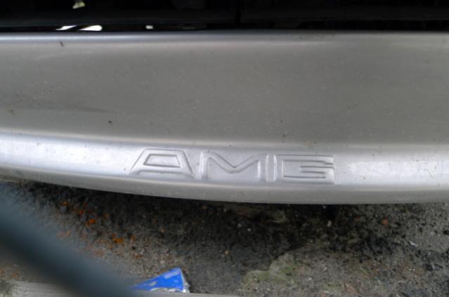 W123 AMG Air Dam - PeachParts Mercedes-Benz Forum