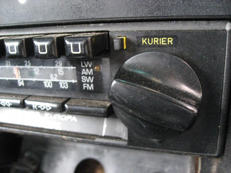 D Fs Becker Europa Cassette Stereo Euro Model German Language Wagon Parts on 1977 Dodge Power Wagon Radios