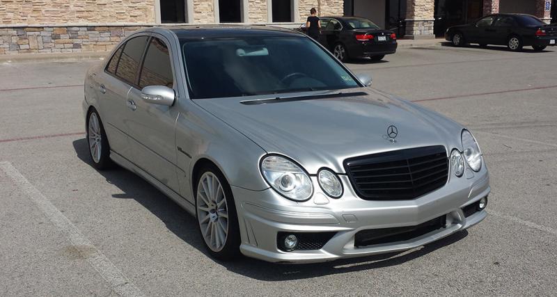 W211 facelift amg