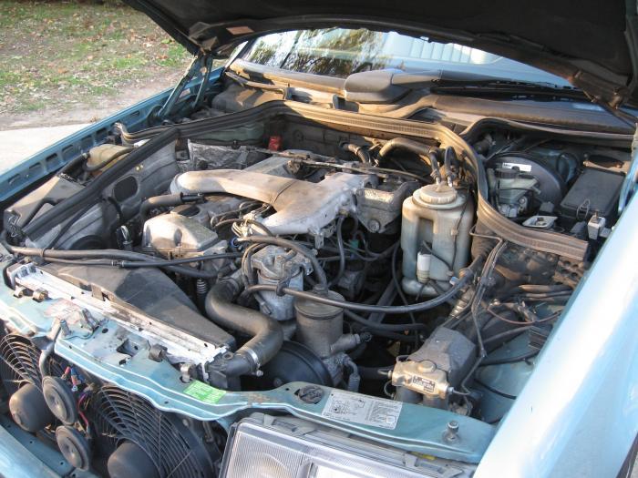 1993 mercedes 300d for sale for Mercedes benz 300d parts