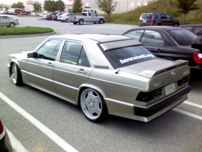 190e 2 3 16 cosworth amg for sale 55k miles for Mercedes benz 190e cosworth for sale