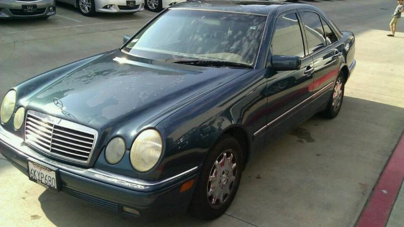 Los angeles area cold ac drives good mercedes benz 1999 for Mercedes benz parts los angeles