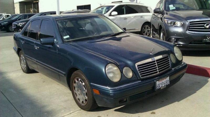 Los angeles area cold ac drives good mercedes benz 1999 for 1999 mercedes e320 window regulator