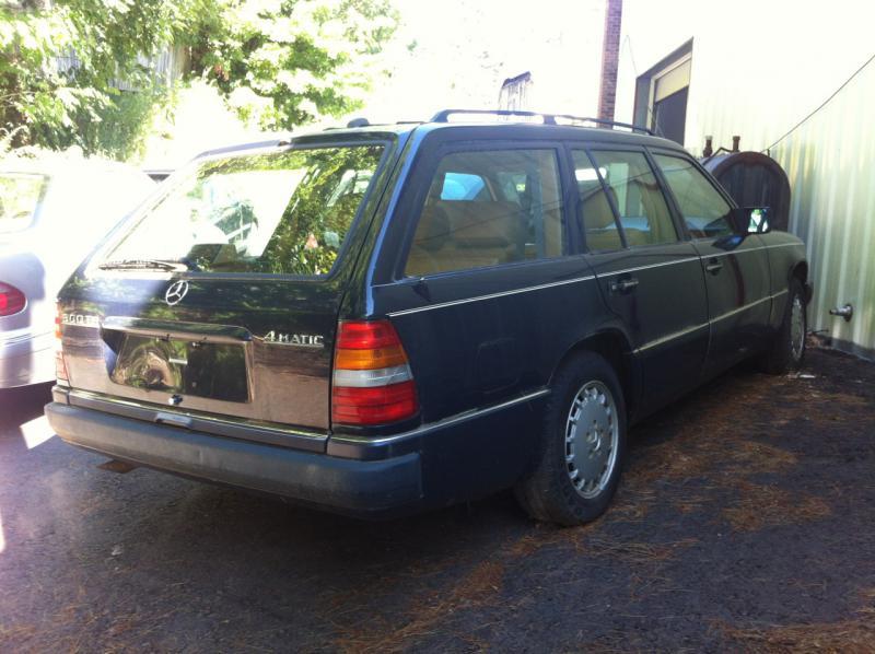 1993 mercedes 300te 4matic canaan ny 1500 for 1988 mercedes benz 300te