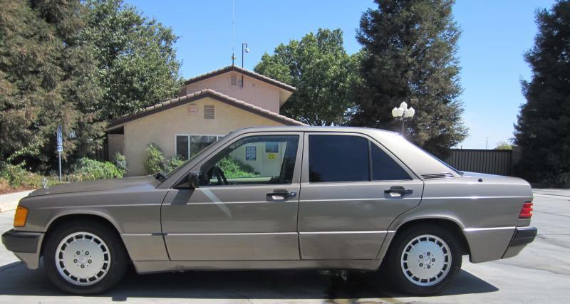 1989 Mercedes 190e 2 6 Bakersfield Ca Peachparts