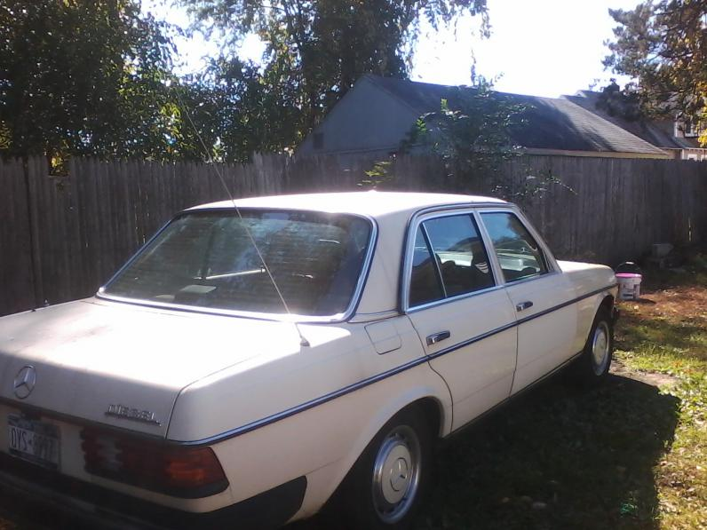 1981 240d Manual Transmission And Parts Peachparts