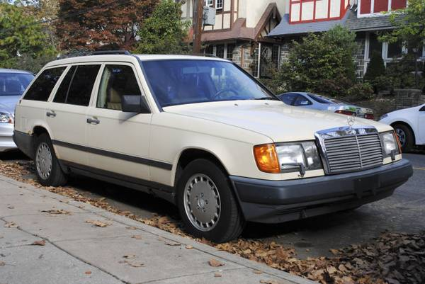 1987 300TD Wagon for Sale; Philadelphia, PA - PeachParts ...
