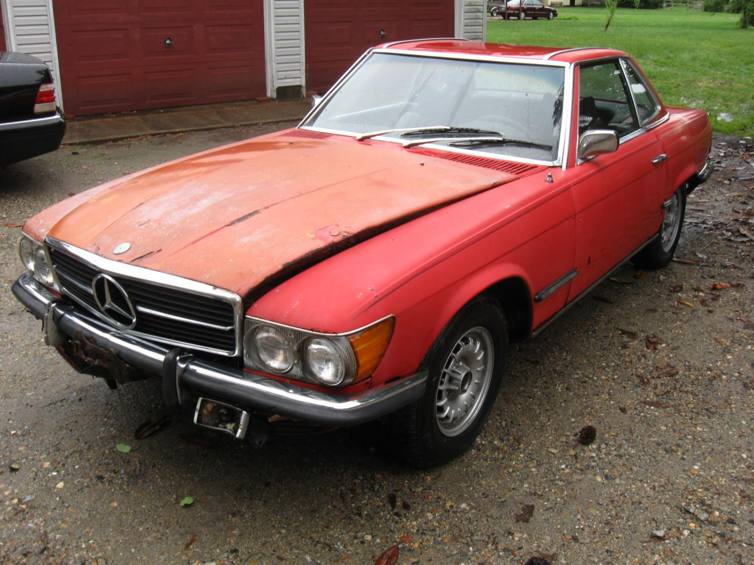 1973 450sl and 1985 380sl for sale cheap peachparts for 1973 mercedes benz 450sl parts