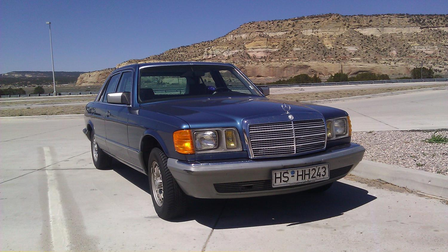 1983 300sd for sale northern va peachparts mercedes for Mercedes benz northern va