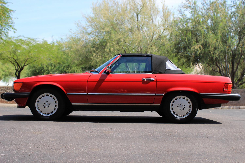 1987 560sl 31 500 peachparts mercedes shopforum for 1987 mercedes benz 560sl parts