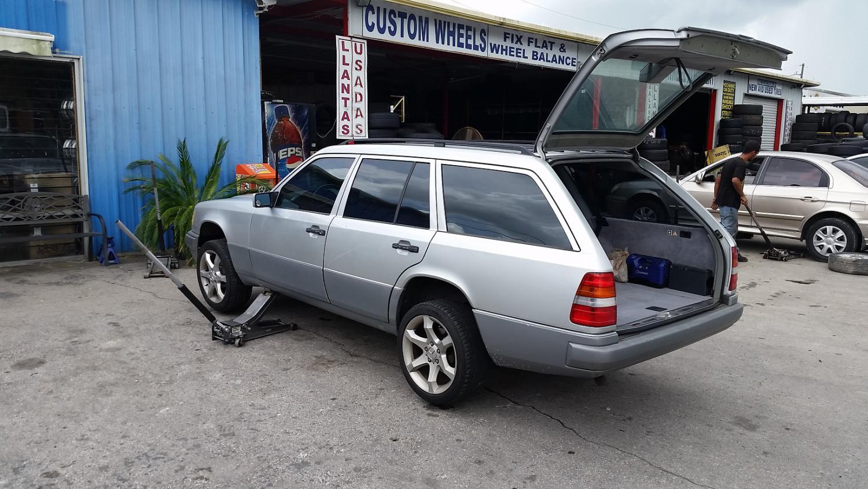 Fs 1995 e320 wagon parts car peachparts mercedes shopforum for 1995 mercedes benz e320 wagon