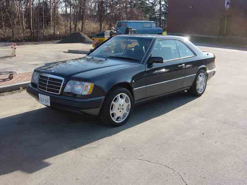 1988 mercedes 300ce amg pictures to pin on pinterest for Mercedes benz 300ce problems