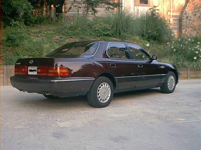 1990 Lexus LS400  FOR SALE  PeachParts Mercedes ShopForum