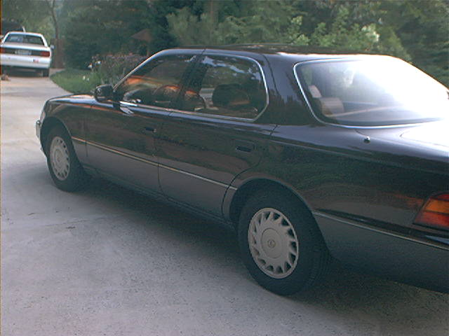 1990 lexus ls400 for sale peachparts mercedes shopforum. Black Bedroom Furniture Sets. Home Design Ideas