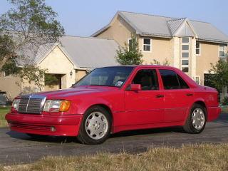 For sale 1993 mercedes benz 500e san antonio area for Mercedes benz san antonio parts