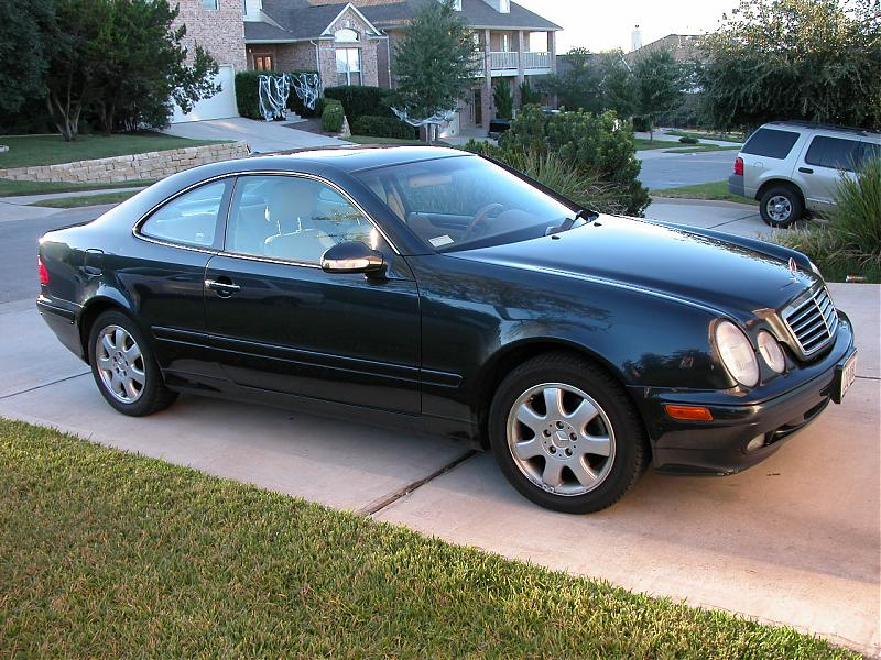 2001 clk320 coupe original owner peachparts mercedes for 1999 mercedes benz clk 320 owners manual