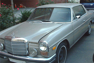 1970 250c tan coupe 500 brooklyn ny peachparts for Mercedes benz parts brooklyn