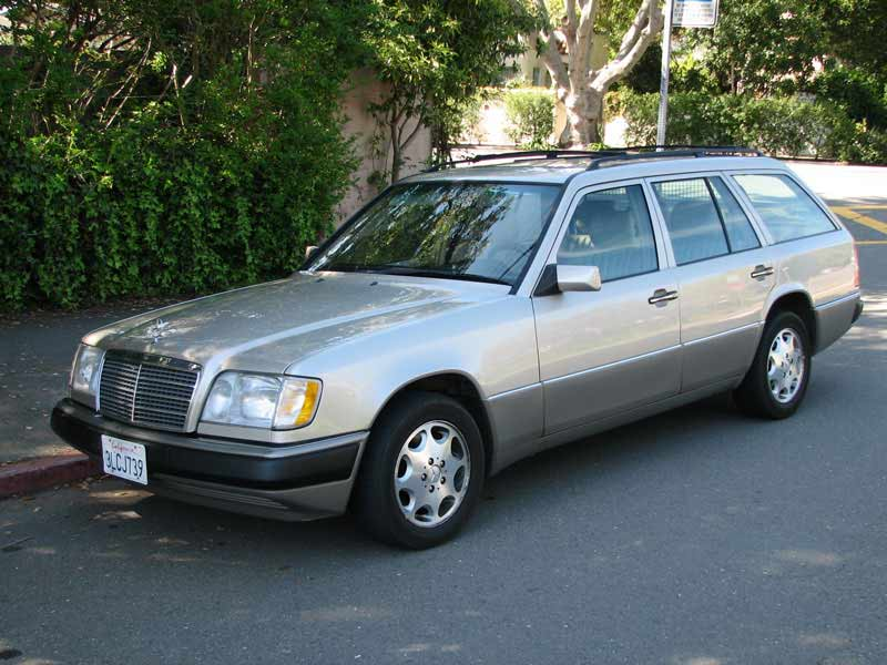1995 mercedes e320 wagon excellent condition 105kmi for 1995 mercedes benz e320 wagon