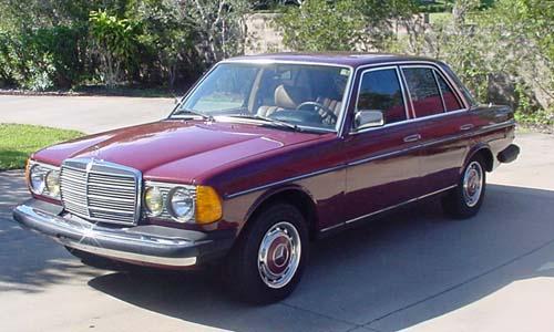1982 240d for sale peachparts mercedes shopforum for Mercedes benz 240d for sale