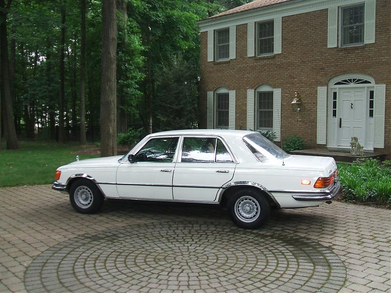 Euro Model 1980 280se With 62 000 Original Miles