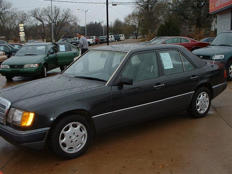 1990 parts for autos weblog for Mercedes benz w124 for sale