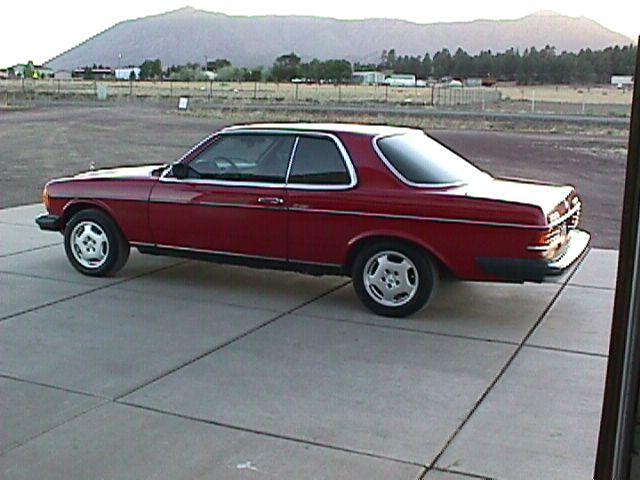 1983 mercedes 300cd turbo diesel for Mercedes benz parts arizona
