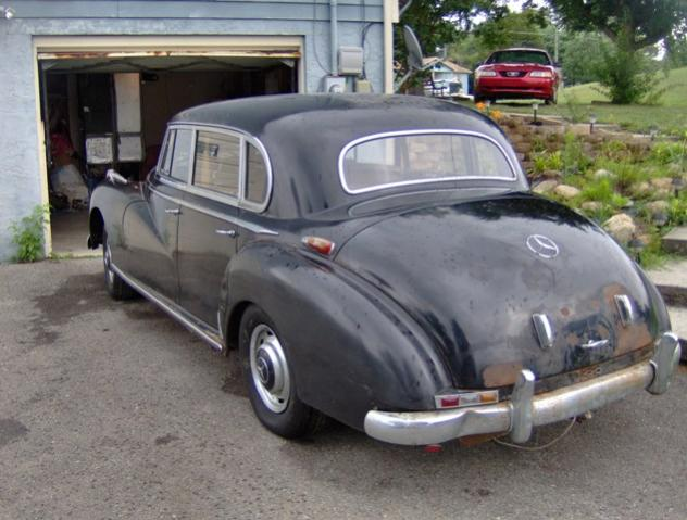 1955 mercedes benz 300b classic automobiles for 1926 mercedes benz for sale