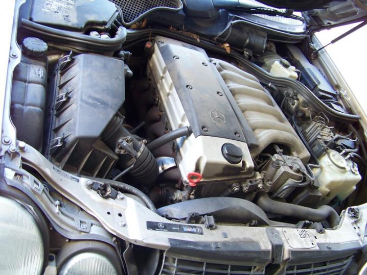 PeachParts Mercedes ShopForum  View Single Post  1999 e300 turbo