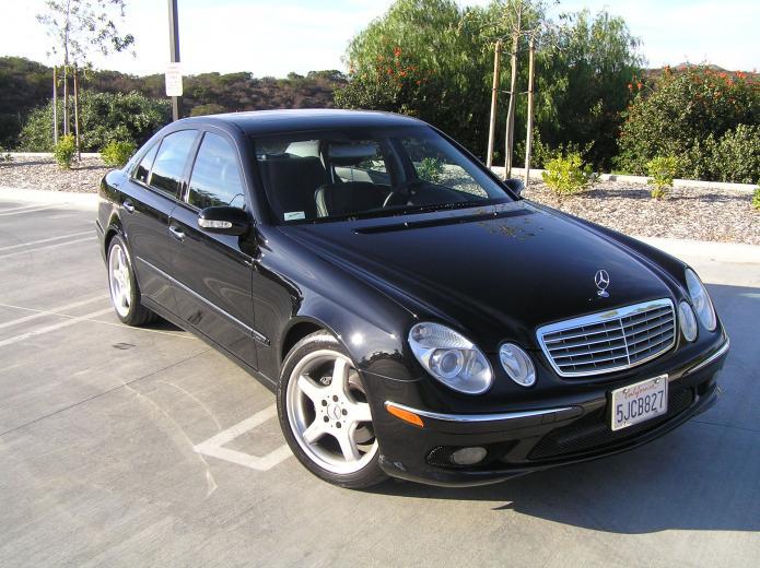 Image gallery 2005 e500 for 2005 mercedes benz e class e500