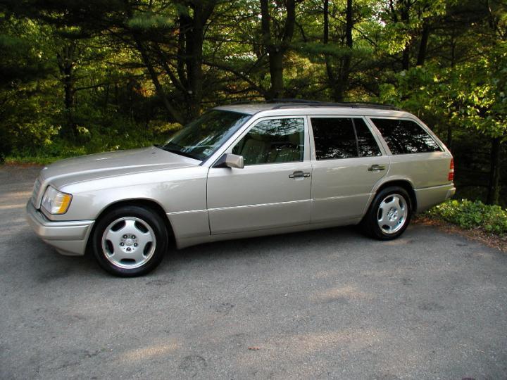 95 e320 station wagon peachparts mercedes shopforum for 95 mercedes benz e320