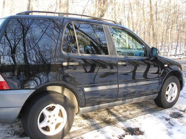 1998 ml320 112k miles new jersey 5900 peachparts for 1998 mercedes benz ml320 parts