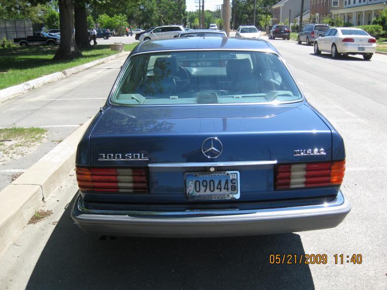 1987 300sdl for sale peachparts mercedes shopforum for Mercedes benz 300sdl for sale