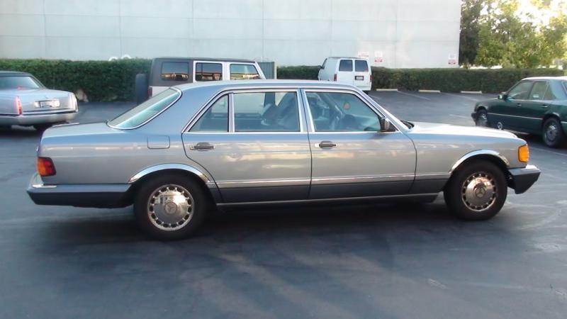 1989 300e Mercedes Benz Parts