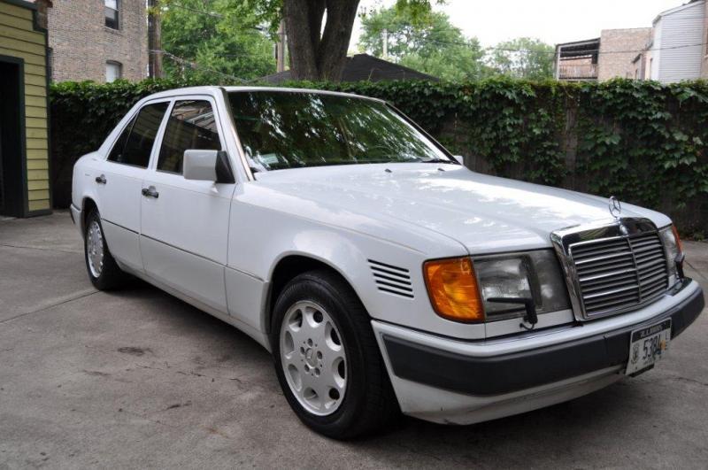De verdad los diesel son tan problematicos p gina 2 for Mercedes benz parts chicago