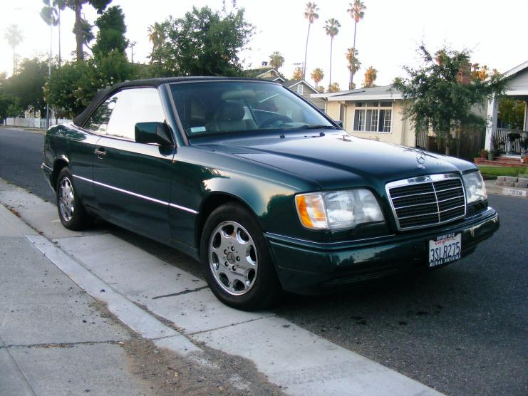 1994 mercedes e320 cabriolet 6500 peachparts mercedes for Mercedes benz second hand parts