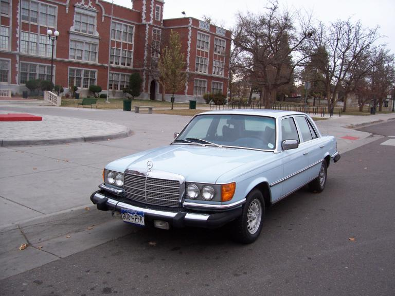 1979 Mercedes 300SD W116  PeachParts Mercedes ShopForum