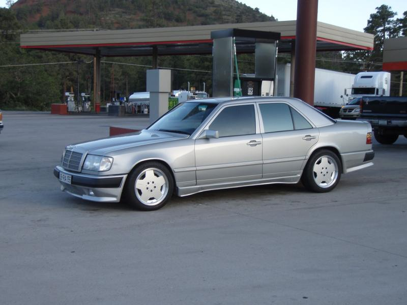 W124 AMG Hammer Registry - Page 2 - PeachParts Mercedes ShopForum