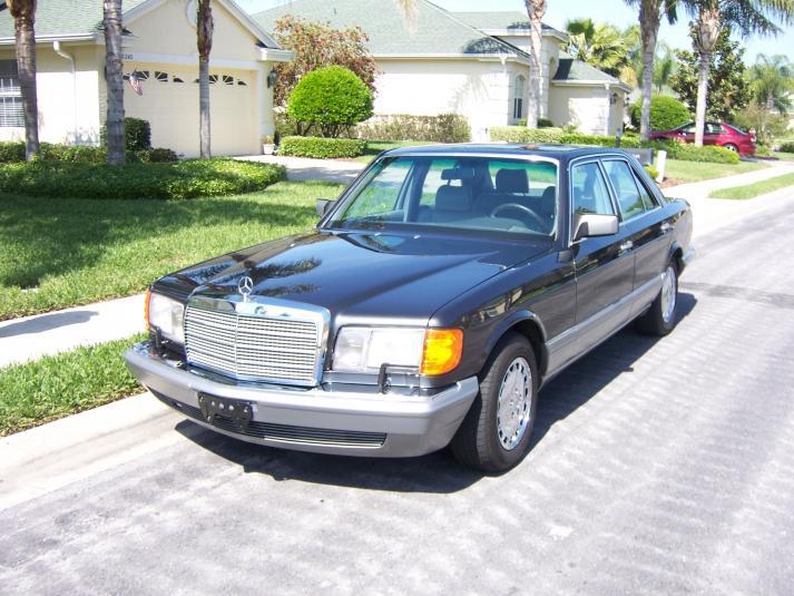 1989 mercedes benz 300se for sale for Mercedes benz 1989 for sale