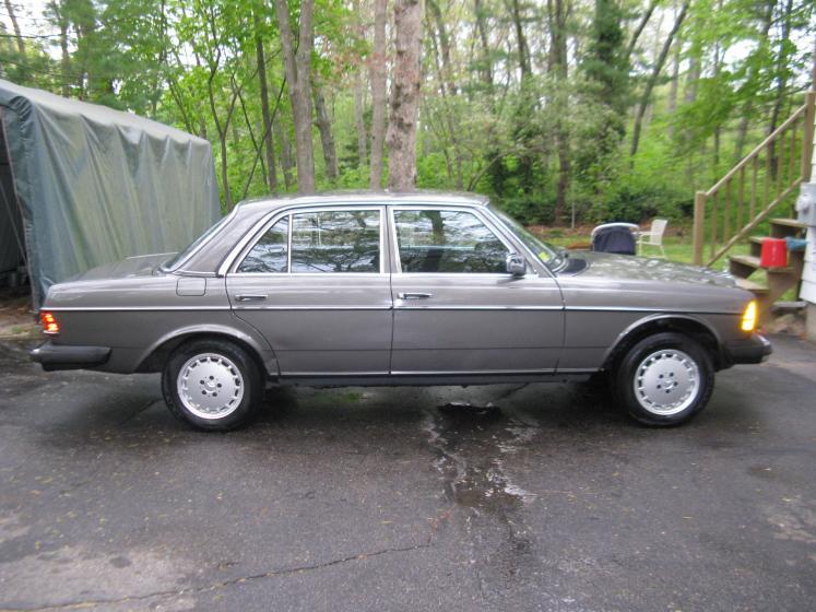 1984 mercedes benz 300d for sale peachparts mercedes for Mercedes benz 300d for sale