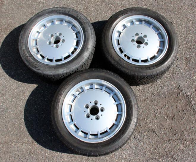 1977 Alfa Romeo Spider Wheels