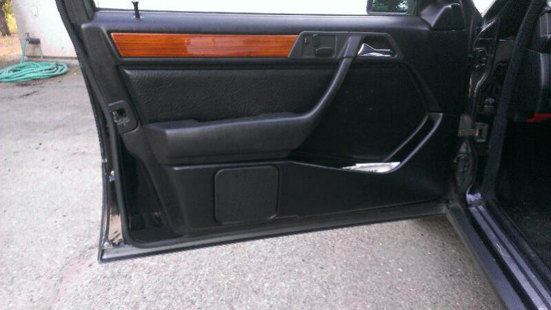 Will Sedan Door Panels Fit The Wagon Mercedes Benz Forum