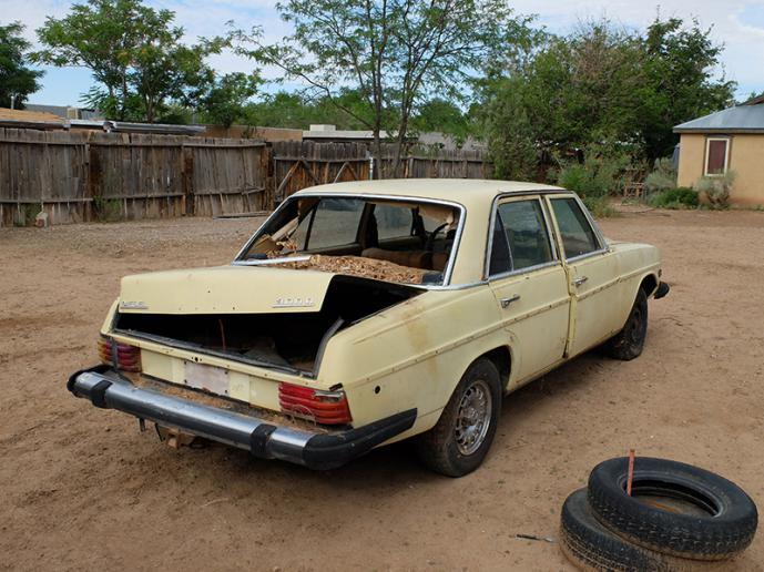 Parting out 1976 w115 300d peachparts mercedes shopforum for Mercedes benz 300d parts