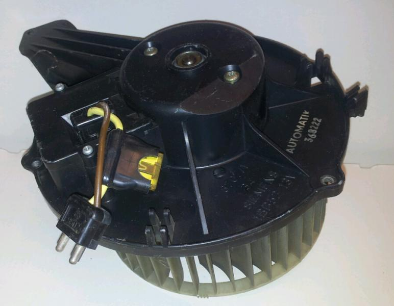 Inline fuse on a hvac blower motor peachparts mercedes for How much does a blower motor cost
