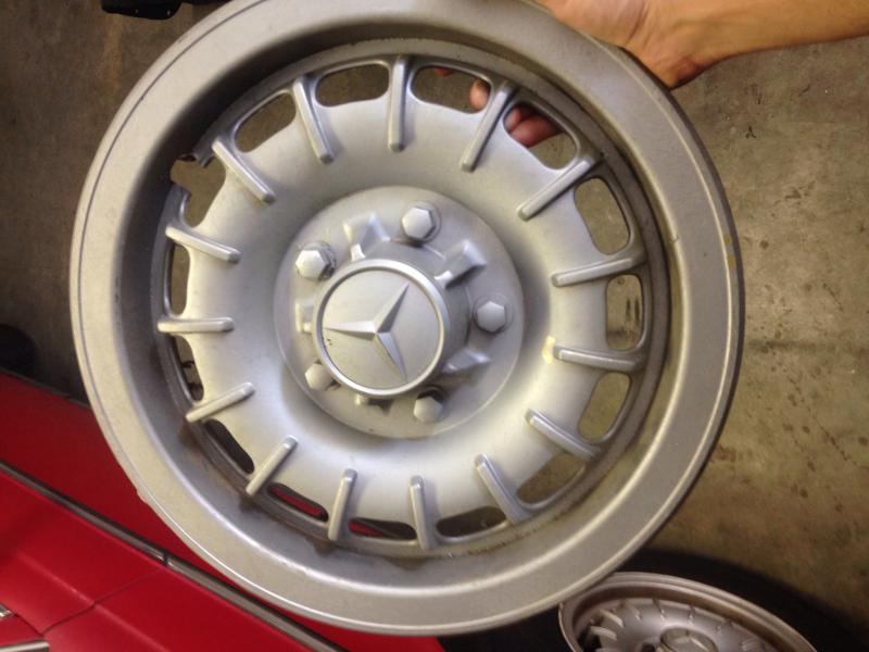 Fs bundt hubcaps mercedes benz forum for Mercedes benz hubcaps