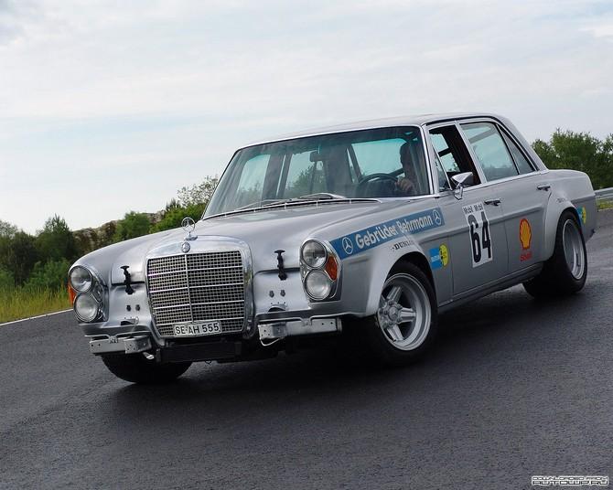Mercedes Benz Sel 6 3 Amg Racing Steering Wheel
