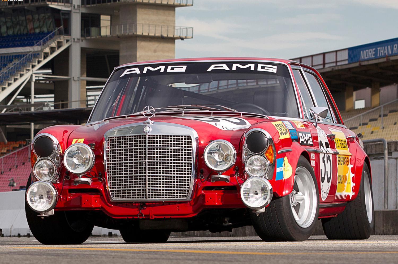 Mercedes benz sel 6 3 amg racing steering wheel for Six wheel mercedes benz
