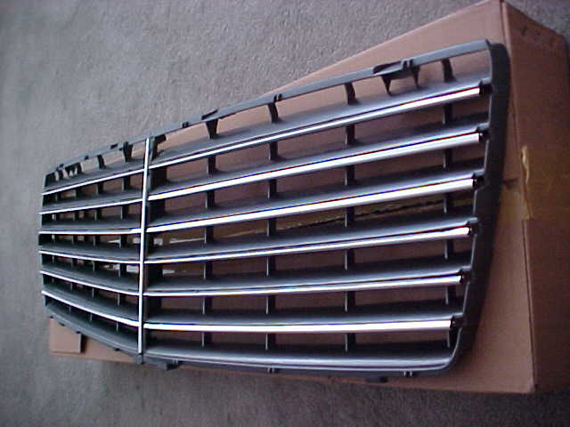 fs w140 s600 grill may fit w124 e class with modification. Black Bedroom Furniture Sets. Home Design Ideas